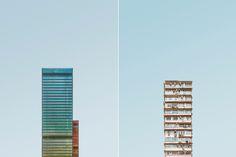O fotótografo alemão Florian W. Muller oferece uma visão minimalista de edifícios e arranha-céus que capturou ao redor do mundo. De Hong Kong a Nova York, via Londres e Berlim, o fotógrafo capturou…
