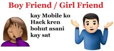 How To Hack GF/BF mobile Phone.. Download Video, Hacks, Teaching, Phone, Youtube, Telephone, Glitch, Learning, Education