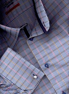 luchiano visconti french cuff shirt