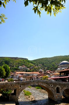 Prizren, Kosovo, Culture, Travel, History, River, Bridge, Castle, Old.