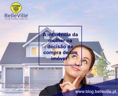 E como o Dia da Mulher está quase aí, a BelleVille Imobiliária está a preparar mais um artigo para o Blog, onde ficará a perceber explicitamente a mutuação de paradigma do seu posicionamento, ocupando papéis cada vez mais importantes na dinâmica social. E o mercado imobiliário não é diferente, saiba porquê :D Fique atento! #diadamulher #womensday #8demarço #artigo #poderdedecisão #mulherativa #poder #compradecasa #blog BelleVille Imobiliária   www.blog.belleville.pt  