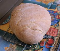 Carole's Chatter: My very first attempts at bread – not a total failure Dough Balls, Big Bowl, Quotations, Bread, Recipes, Food, Brot, Recipies, Essen