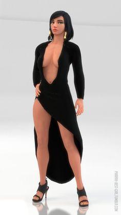 Pharah outfit #3 by pharah-best-girl.deviantart.com on @DeviantArt