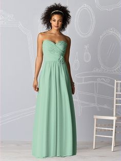 bridesmaid dress, if only it was in teal