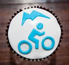 Quick Mountain Bike Cupcake