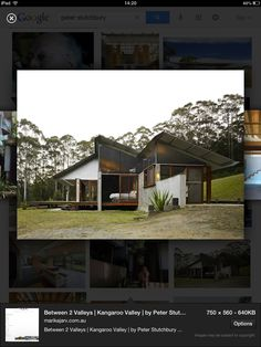Marika Jarv is an Australian designer based in Avalon Beach (Northern Beaches of Sydney): Bachelor of Architecture (Honours) Residential Architecture, Modern Architecture, Peter Stutchbury, Shed Homes, Beach Shack, Little Houses, Small Houses, Building Design, My House