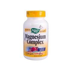 Nature's Way Magnesium Complex - 100 Capsules