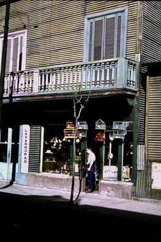 La Boca década del 70 Buenos Aires