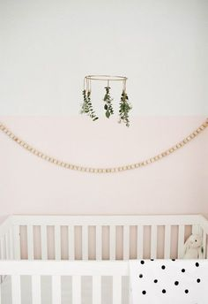 Blush girls nursery