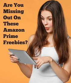 Did you know that your Amazon Prime membership includes lots of other great benefits that you might not be taking advantage of? Here are some of our favorite Amazon Prime freebies.