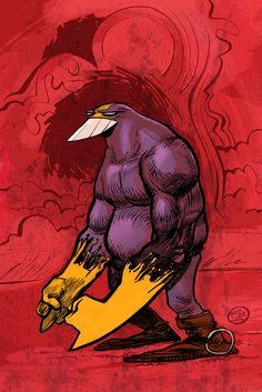 The Maxx by sayunclecomics on DeviantArt Comic Manga, Anime Manga, Comic Art, The Maxx, Comic Boards, Comic Pictures, Image Comics, Hulk, Tattoo Inspiration