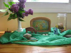 nature table may