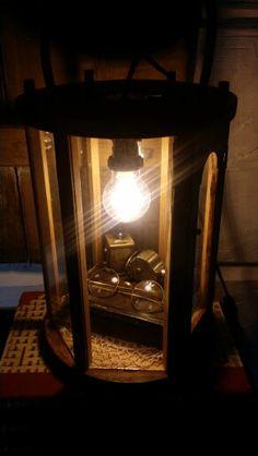 Lampa, diy