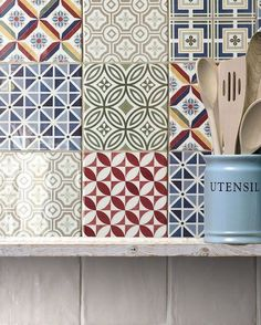 Ceramic wall #tiles COUNTRY by EQUIPE CERAMICAS @equipeceramicas