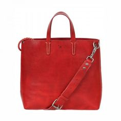 Wills Leather, Douglas Tote in red... how do I get one now!?