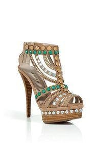 Egyptian shoes.