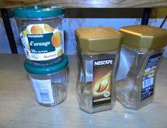 Ручная работа: декупаж на баночках из-под кофе… – Полезные советы хозяйкам