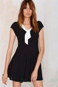 Waterloo Georgette Dress - What's New