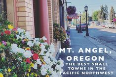 The Best Small Towns