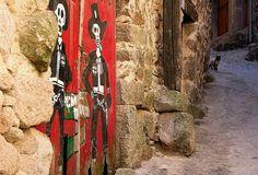 puerta de la peña, Miranda del Castañar