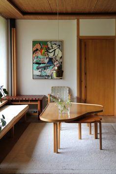 Maison Louis Carre, Alvar Aalto, scandinavian design, アルヴァ・アアルト, 建築, 北欧デザイン, WAYHOME magazine