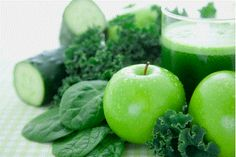 Try my green zinger smoothie! Maybe if we all eat green, spring will come sooner!