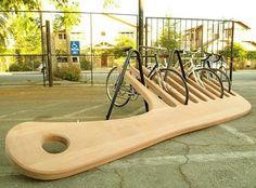 Bike stop :)