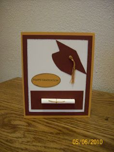 Indiana Inker: Graduation Cards