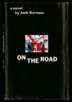 On the road jack kerouac book covers on the road book covers vintage on the road covers from around the world fandeluxe Choice Image