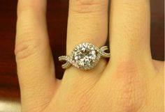 6 Readers Ultra-Pretty Engagement Rings! Which Would You Wear? : Save the Date