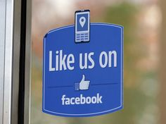 """FILE - In this Dec. 13, 2011 file photo, a sign with Facebook's """"Like"""" logo is posted at Facebook headquarters near the office for the company's User Operations Safety Team in Menlo Park, Calif. A study by researchers at Cambridge, published Monday, March 11, 2013 in the Proceedings of National Academy of Sciences, has found that clicking the social network's friendly blue """"like"""" buttons may reveal more about people than they realize. (AP Photo/Paul Sakuma, File)"""