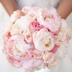 Gorgeous Pink Bouquet... So soft and pretty!!