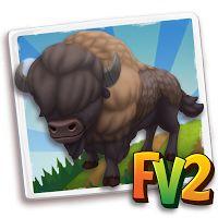 L'Oasi nel Deserto: Trucco Farmville 2: Bisonte