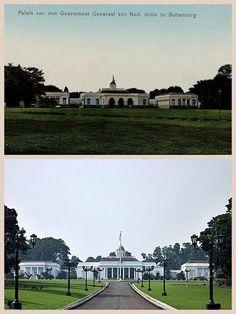 Istana bogor 1900
