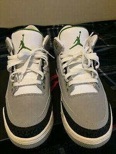 NIB Nike Air Jordan Super Fly 2017 Mens Size 10 Wolf Grey White Pure Platinum