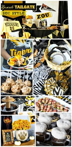 Ultimate Tailgate party by #Smartyhadaparty