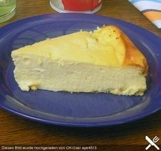 Käsekuchen ohne Boden. Jammi cheesecake!