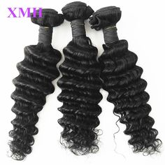 Find More Human Hair Extensions Information about Indian Virgin Hair Deep Wave Curly XMH Hair Products 3pcs/lot Grade 8A 100%Unprocessed Human Hair Weaves Aliexpress Extensions,High Quality hair gel products,China product monitor Suppliers, Cheap hair products for sale from Juancheng County Xingmao Crafts Co., Ltd. on Aliexpress.com