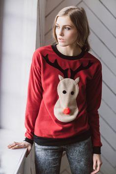 christmas sweater christmas shirts xmas sweater ugly by Ecattus