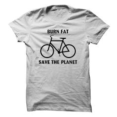 burn fat save the planet, earth day shirt