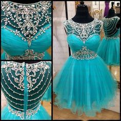 turquoise homecoming dresses, sexy homecoming dresses , cheap homecoming dresses, juniors homecoming dresses, CM588
