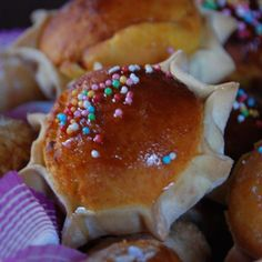 Pardulas, Dolci Sardi, the Sardinian fresh cheese sweet pastery, yummmmm!!