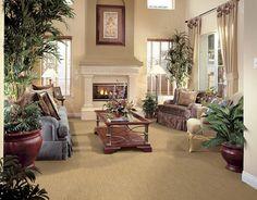 Moda Carpet family-room, I really like this. Carpet Manufacturers, Designer Shades, Carpet Samples, Oversized Mirror, Family Room, Tapestry, California, Flooring, Elegant