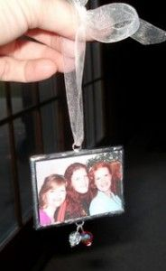 InFarrently Creative - diy holiday ornament- Today's Creative Blog 2007