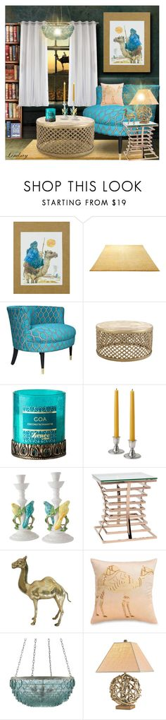 """Contest: A Camel Through the Eye of a Beholder"" by lindsayd78 ❤ liked on Polyvore featuring interior, interiors, interior design, home, home decor, interior decorating, NOVICA, ESPRIT, Jayson Home and Match"