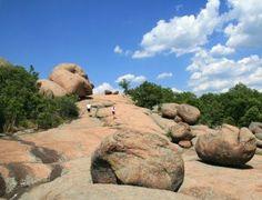 Elephant Rocks State Park in beautiful southern Missouri.