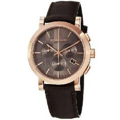 Burberry Men's Watch | TSW Members recieve an additional 19% Off #MensWatches #MensFashion #Stylish #DesignerBrands