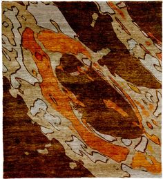 Christopher Fareed Zorite Highland Hand Knotted Tibetan Rug from ModernRugs.com