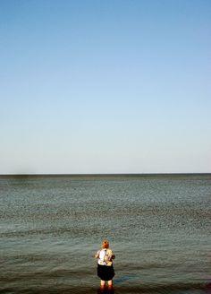 Golfa de Finlandia en San Petersburgo