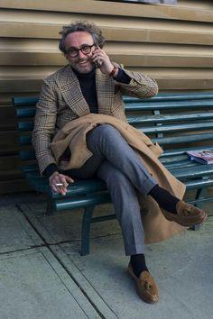 WHAT'S NOT TO LIKE? British Style — sprezzaturaeleganza: Pitti 89 Styleforum.